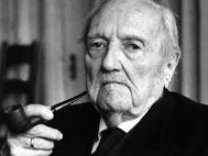 Rudolf Bultmann Portrait