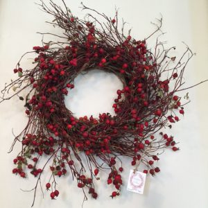Rosehips & Willow, Carver