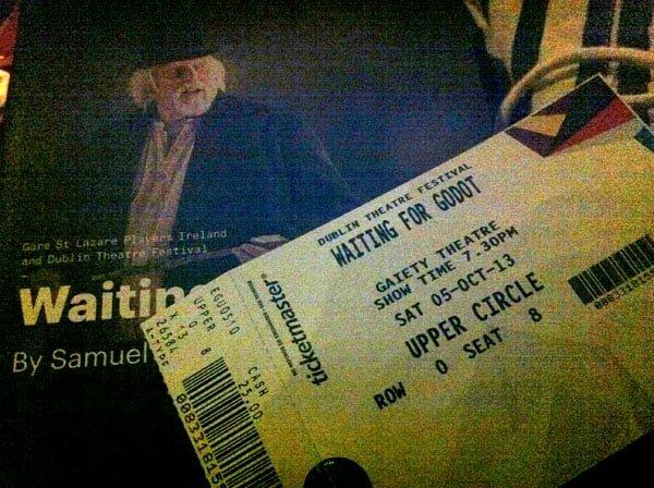 Dublin vs Prague: An Irish theatre classic – Waiting for Godot