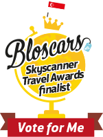 Bloscars 2014 Singapore Travel Blog