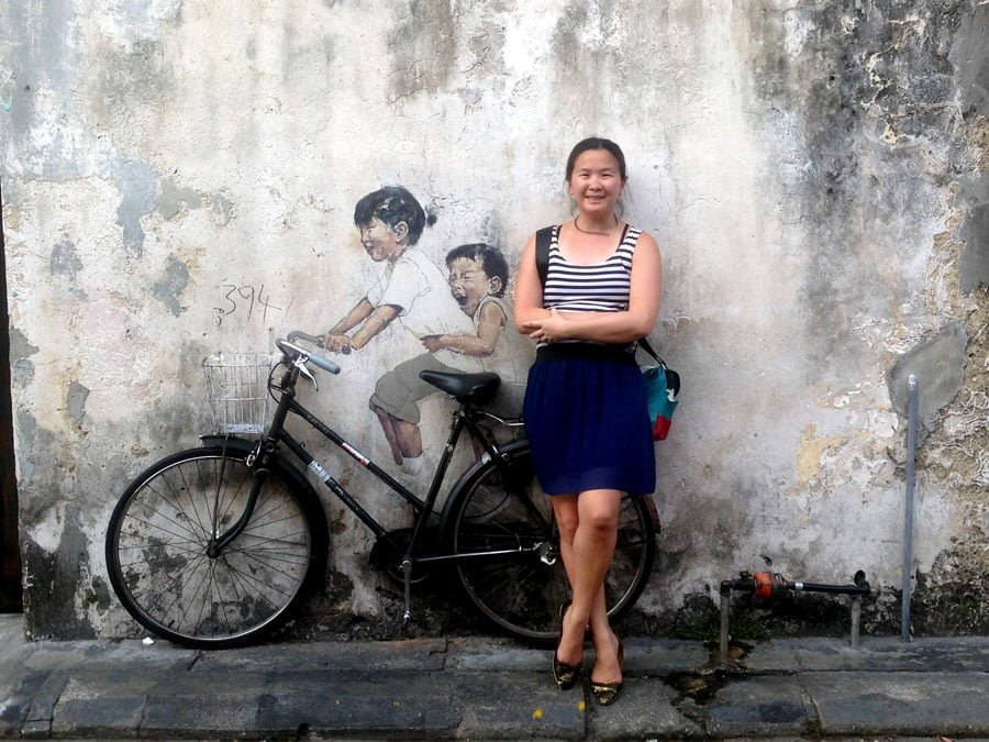 Penang Weekend: where to find street art in George Town