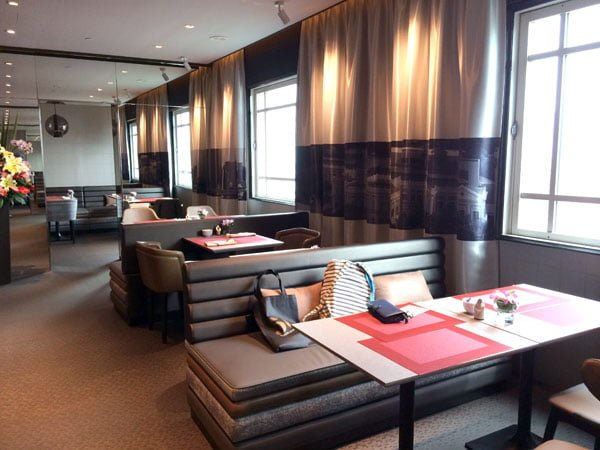 Rendezvous Hotel SG - Club Lounge