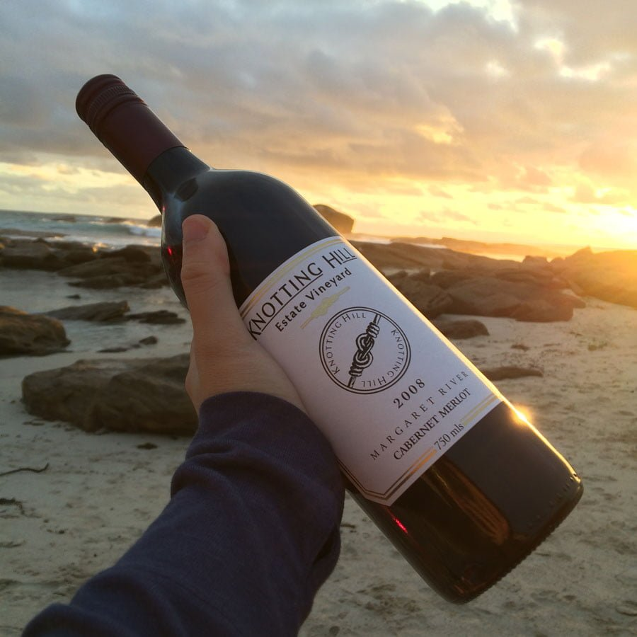 Exploring the wineries of Margaret River