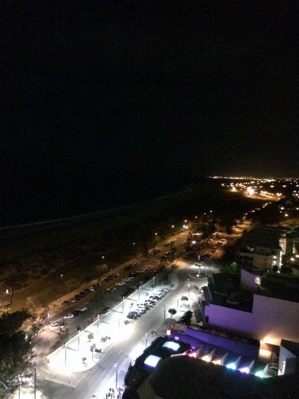 Perth Scarborough Rendezvous Beach Night
