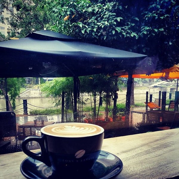 Cafes in Singapore - Tobys Estate