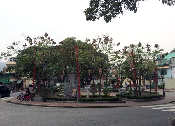 Macau Coloane Circus
