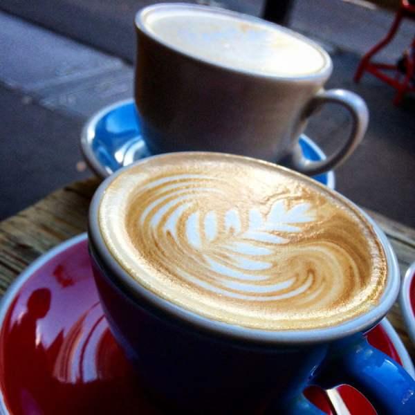 Melbourne Flipboard Cafe Coffee