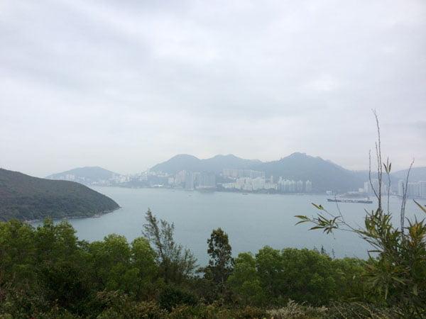 Hong Kong Lamma Island - Tin Wan View