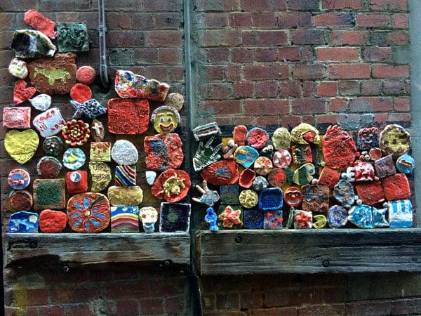 Melbourne Street Art - Clay