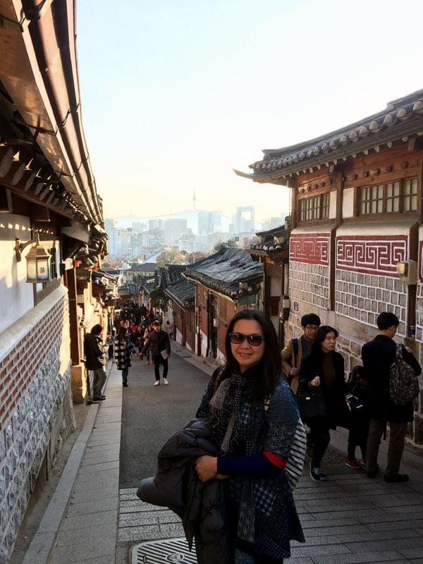 Seoul Bukchon Hanok Jac