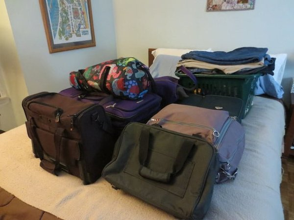 Bed Luggage - TheKarenD
