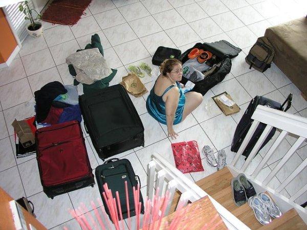 Unpack Luggage - Matthew Hoelscher