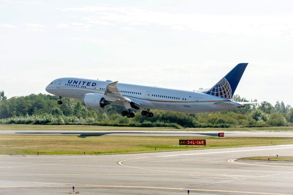 Flying Nonstop from Singapore to San Francisco on United Airlines