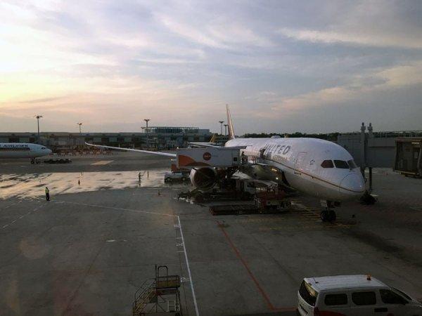 United Airlines - Dreamliner 787-9