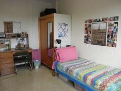 Small Of College Dorm Room Design
