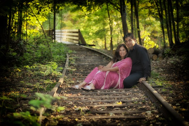 Brampton, an Indian wedding PhotographicMemories Harpreet and Manny