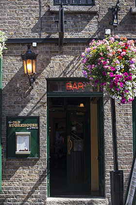 The Old Storehouse Temple Bar Restaurant