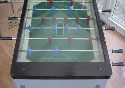 Ruffler and Walker Table Football Table