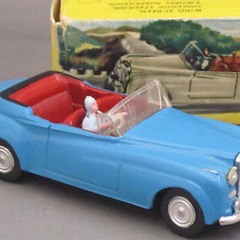 Nicky Bentley Coupe S Ref 194