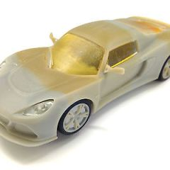 Scalextric Archive – Stereo Lithography Prototype Lotus Exige