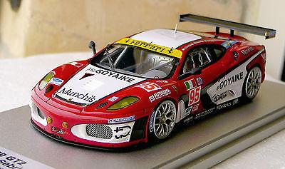 TECNOMODEL  Ferrari 430 GT2 Sebring 2009 1:43 no BBR Amr MR  Looksmart Make Up
