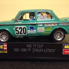 New Revell Monogram 08356 NSU 1300 TT Cup Jurgen Latsch Slot Car Scalextric
