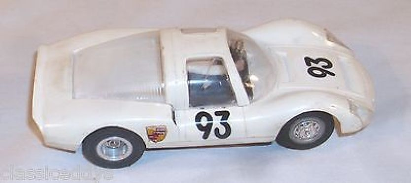 strombecker-porsche-carrera-1-32-scale-brass-chassis-slot-car-sharp-built-up-48586