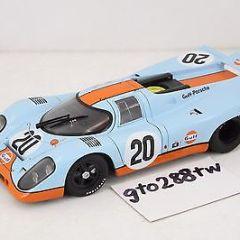 """AUTOart 1:18 Porsche 917K """"Le Mans"""" #20 -1971 Steve McQueen Version"""
