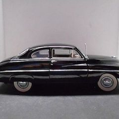 Danbury Mint 1:24 scale 1949 Mercury Club Coupe.