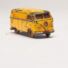 Dinky Toys Dublo VW Van Die-Cast Vintage Meccano Volkswagon