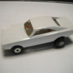 Matchbox Superfast Lesney Preproduction SF74 Orange Peel/Dodge Charger