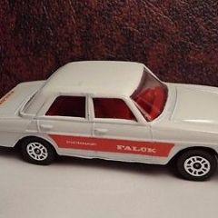 Corgi Juniors 1:64 Mercedes-Benz 240D Falck Medical Car White Loose GB Rare