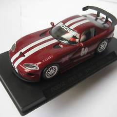 Fly Dodge Viper – UK Special Edition – E4. 1:32 scale slot car. New. RARE.