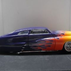 "Hot Wheels ""Legends"" 1:24 scale  1949 Mercury Hot Rod"