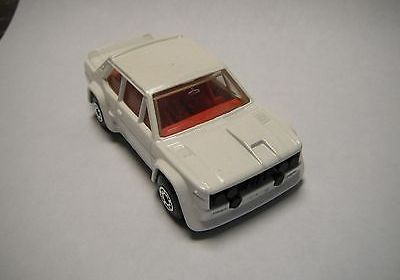 Matchbox Superfast Lesney SF9 Fiat Abarth- early base casting, black grille