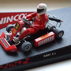 Ninco slot cars. Go-Kart.