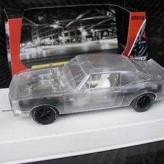 PIONEER SLOT CAR J-CODE SPECIAL CHEVY CAMARO SS427 X-RAY STREET CAR, 1 OF 14