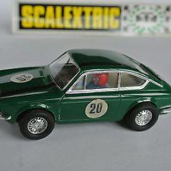 Scalextric BEAUTIFULL  Exin FIAT Seat ABARTH 850TC C42 1969 Spain 100%origional