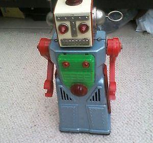 Tinplate Robot Vintage
