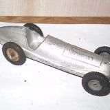 Vintage Marklin Germany Mercedes Benz Grand Prix 61 Model Diecast Racing Car