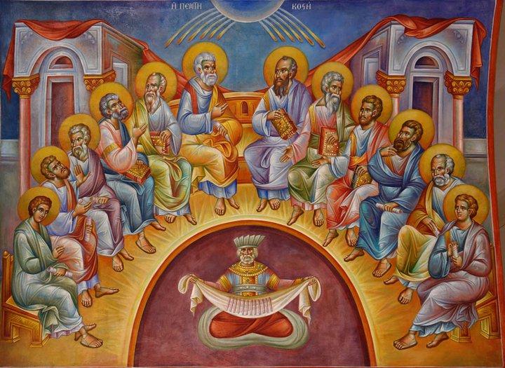聖靈總是安慰我們 Holy Spirit Always Comforts Our Hearts