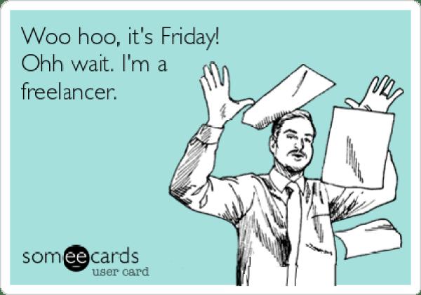 Friday freelancer