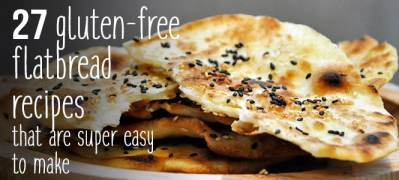 gluten free flatbread recipes