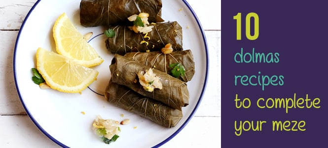 dolma recipes