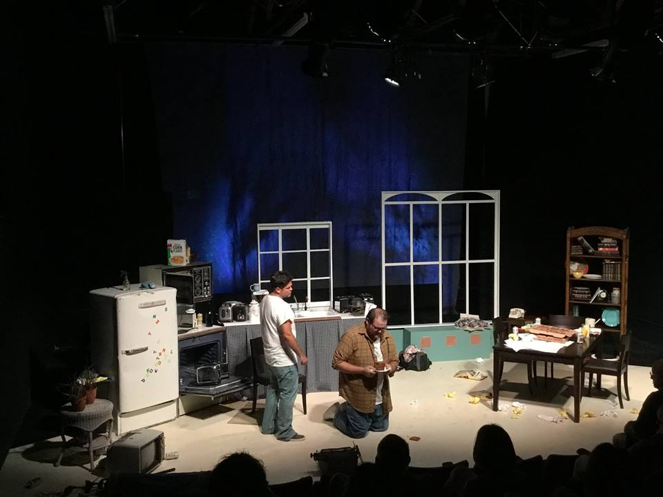 True West @ The Modjeska  Playhouse in Lake Forest - Review