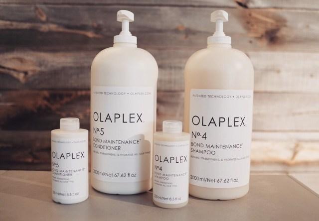 美容 美容室 美容師 美容院 OLAPLEX オラプレックス トリートメント シャンプー ヘアケア
