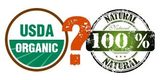 Organic vs. All Natural? Know The Difference!