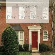 5 Steps to a Perfect Move