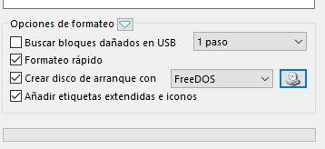 Crear USB booteable para instalar Widnows 10