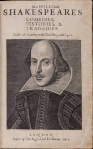 Shakespeare-First Folio